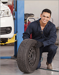 Lewis' Towing & Auto Repair: Merrimack Tire Shop - Tire Selection